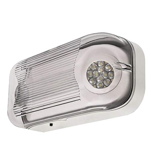 LFI Lights - UL Certified - Hardwired Outdoor Rated LED Emergency Egress Light - Wet Listed - ELWETLED