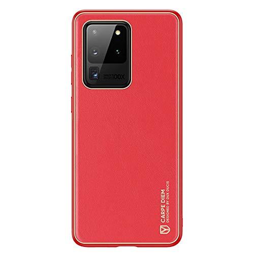 Dux Ducis - Case for Samsung Galaxy S20 Ultra - Dux Ducis Yolo Series - Red