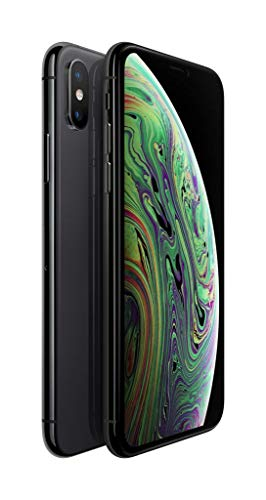 Apple iPhone XS 64 GO Gris Sidéral (Reconditionné)