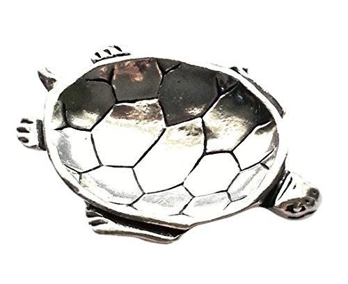 Basic Spirit Sea Turtle Small Pewter Trinket Dish