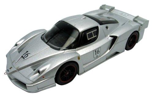 Elite -Véhicule Miniature 1/43 - Ferrari FXX - Argent Nurburgring