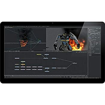 Blackmagic Design Fusion 9 Studio Software for Mac and Windows  License Dongle Electronic Download