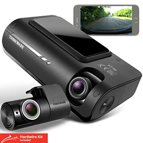 Thinkware F770 Dash Cam Full HD 1080p Front and...
