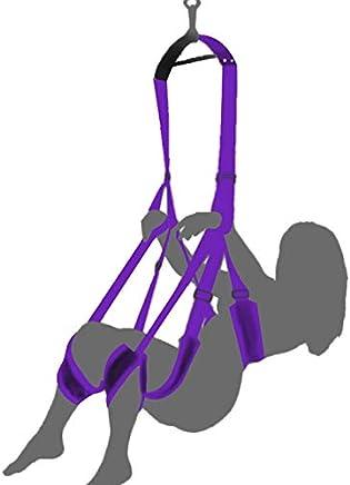 Zytyue カップルのマッサージャーのための鋼鉄三角形フレームそしてばねを含む強いナイロンとの快適なサポートのための大人の屋内振動セット、Sē&xの振動掛かる振動 Friction attrition