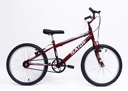 Bicicleta Aro 20 Infantil Masculino Saidx (Vermelho)