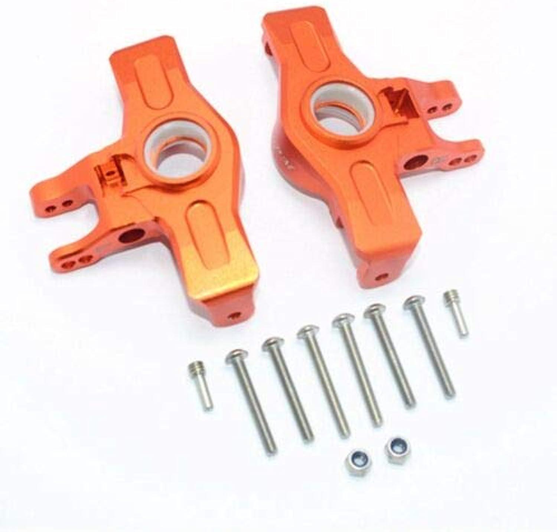 FidgetKute CNC Aluminum Metal Front Axle Housing for 1 7 Traxxas Unlimited Desert Racer UDR orange