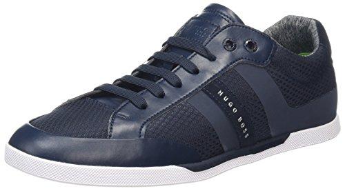 BOSS Green Herren Shuttle Tenn tech Sneaker, blau, 44 EU