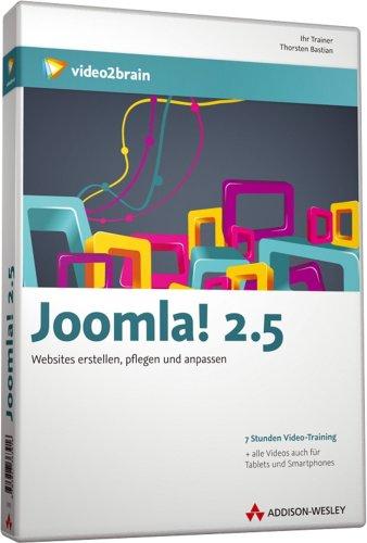 Joomla! - Videotraining (PC+MAC+Linux+iPad) [import allemand]