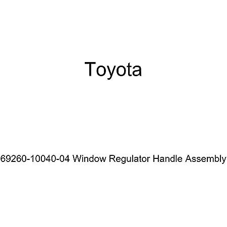 Genuine Toyota 69260-10040-06 Window Regulator Handle Assembly ...