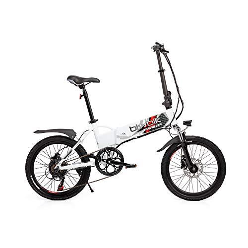 Bicicleta ELECTRICA Plegable BIWBIK