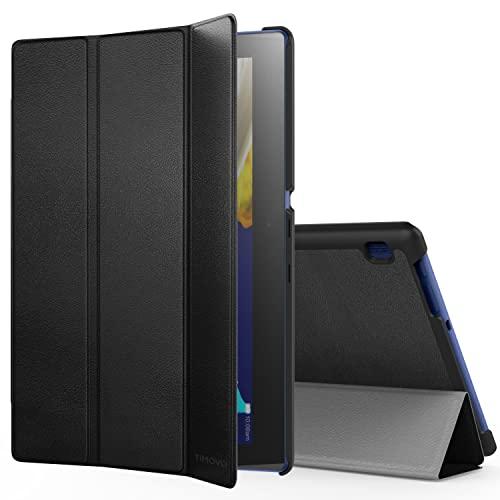 TiMOVO Cover per Lenovo Tab 2 A10 / Tab 3 10 - Custodia Pieghevole Funzione a Piedi Supporto per Lenovo Tab 2 A10-70 / Tab 2 A10-30 (TB2-X30F) / Tab 3 10 Business - Nero