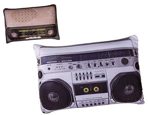OOTB Radio-Retro Almohada de Viaje