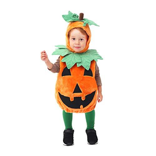Spooktacular Creations Deluxe Pumpkin Costume Set (12-24 Months)