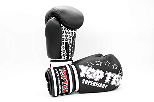 TOP Ten Boxhandschuhe SUPERFIGHT 3000