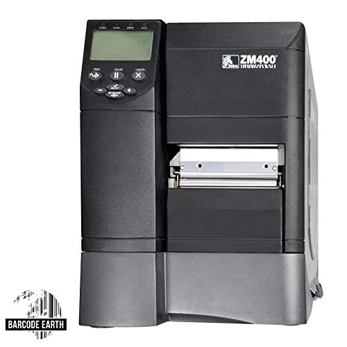 Zebra ZM400 Thermal Barcode Printer Parallel/Serial/USB/ENet ZM400-2001-0100T (Renewed) Photo #6