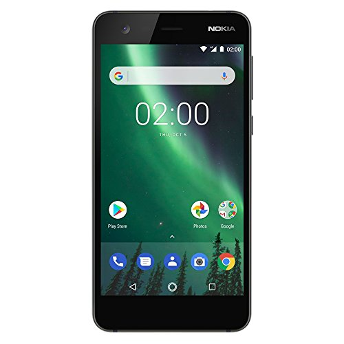 Nokia 2 - 8GB - Unlocked Phone (AT&T/T-Mobile) - 5
