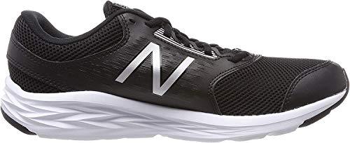 New Balance 411 h, Zapatillas de Running para Hombre, Negro (Black Black), 45 EU
