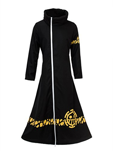 Trafalgar D Water Law Costume from One piece
