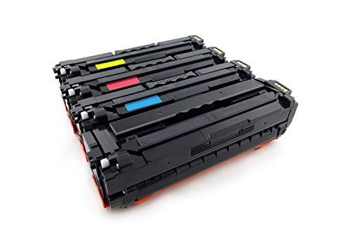 Green2Print Toner Toner-Set, 4 Kartuschen 16500 Seiten ersetzt Samsung CLT-C506L, CLT-C506L/ELS, C506L, CLT-K506L, CLT-K506L/ELS, K506L, CLT-K506S, CLT-K506S/ELS, K506S, CLT-M506L, CLT-M506L/ELS,