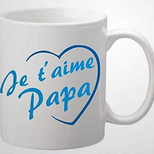Mug with name Michael and positive characteristics in cursive 11 oz Ceramic coffee or Tea cup Festival