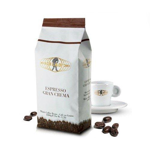 Miscela D'Oro Gran Crema Espresso Beans - 2.2 lb by Miscela D'Oro