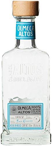 Olmeca Altos Plata Agave  Tequila (1 x 0.7 l)