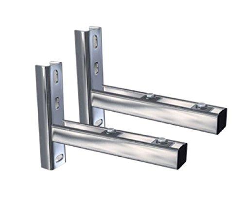 Universal Wandstützen Länge 475 mm