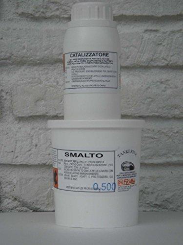 Frama Tankerite Trattamento Bonifica Serbatoi Kit Medio Senza Acido
