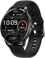 LIEBIG Montre Connectée Homme, Smartwatch Montre Intelligente Cadiofréquencemètre Etanche IP68 Moniteur de Pression...