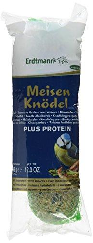 Erdtmanns 4 Meisenknödel Plus Protein x 18, 1er Pack (1 x 6.3 kg)