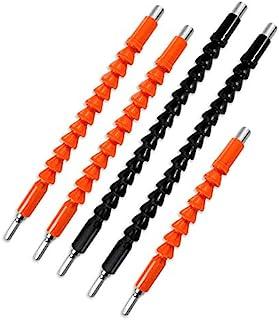 300 mm 4 Pollici LNIEGE Magnetic Holder Trasmissione Estensione Albero Flessibile cacciavite di Collegamento Link for cacciavite1
