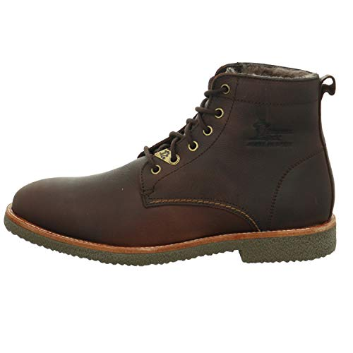 Panama Jack Homme Bottillons Glasgow Igloo C1 Napa Grass Marron/Brown