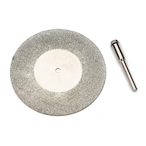 For Dremel 60 mm diamantgeslepen metalen doorslijpschijf voor Dremel draaigereedschap 10 stuks
