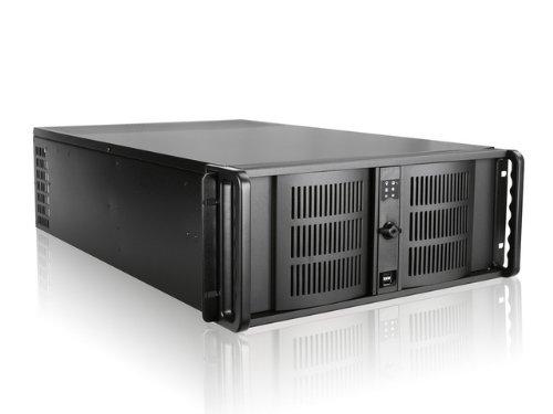 iStar D Storm D-400L-7 4U Rackmount Server Chassis (Black)