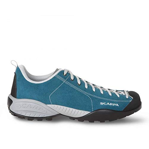 Scarpa - Chaussures Randonnee Mojito Trail Homme 42 - Bleu