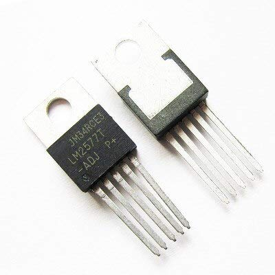 5 STÜCKE LM2577T-ADJ TO220-5 LM2577T TO220 LM2577 TO-220-5 LM2577-ADJ neues Original