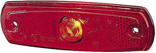 HELLA 2SA 962 964-091 Schlussleuchte - W5W - 24V - Einbau - Einbauort: links/rechts
