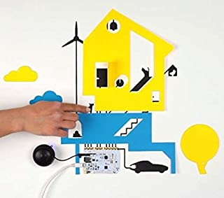 Bare Conductive – Touch Board Starter Kit – Includes Conductive Electric Paint – Perfect for DIY Electronics, Hobbyist, STEM Students