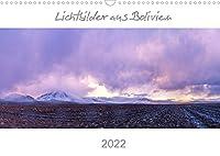 Lichtbilder aus Bolivien (Wandkalender 2022 DIN A3 quer): Bolivien - Berge, Lagunen u. La Paz (Monatskalender, 14 Seiten )