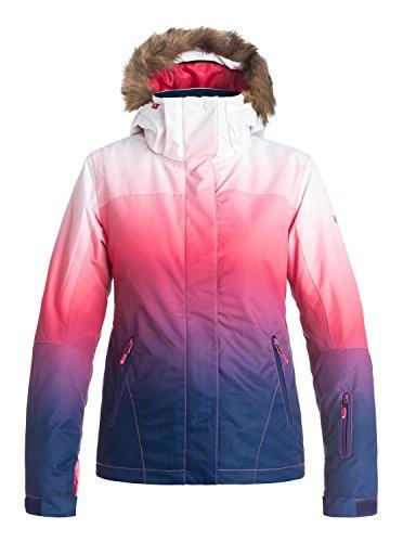 Roxy Damen Snow Jacket JET SKI JK GRAD J, mehrfarbig, M