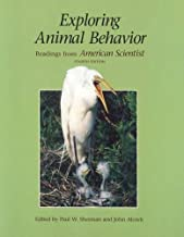 Exploring Animal Behavior: Readings from American Scientist, Fourth Edition