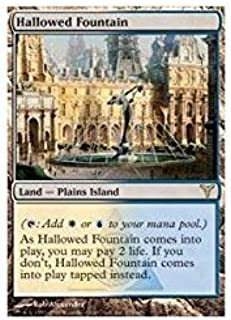 Magic: the Gathering - Hallowed Fountain - Dissension