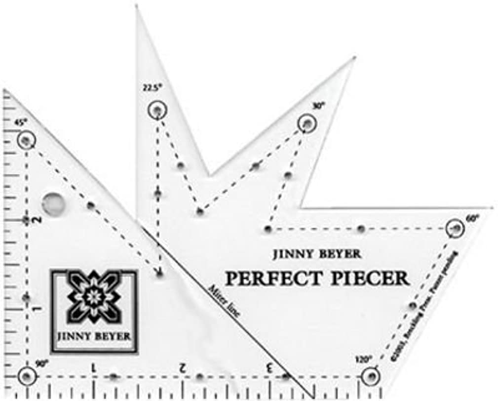 Jinny Beyer Perfect Piecer