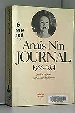 Journal d'Anaïs Nin