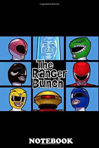 Notebook: The Ranger Bunch , Journal for Writing, College Ruled Size 6