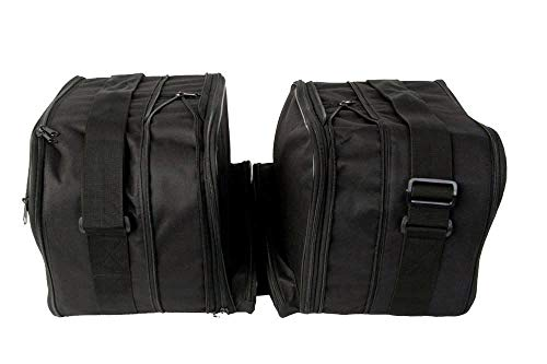 m4b: BMW R1200RT-LC K1600GT K1600GTL (R1200 RT LC K1600 GT GTL): Bolsas interiores para maletas laterales moto