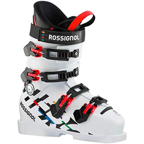 Rossignol Unisex, Jugend Hero World Cup 70 Sc Skischuhe, weiß, 23.5