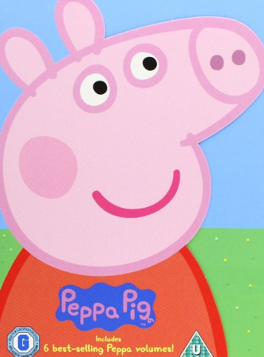Peppa Pig - Head Box Set [DVD] [Reino Unido]