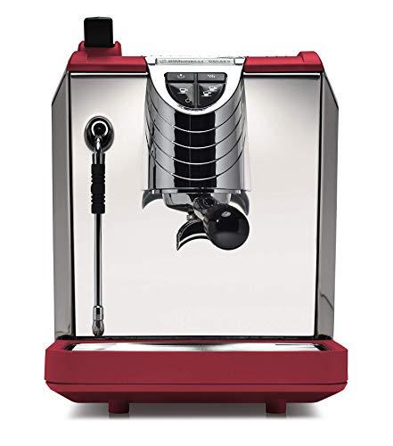 Nuova Simonelli Oscar II Pour-Over Espresso Machine - Red