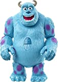 Pixar Interactables Sulley Talking Action Figure, 8-in Tall Posable Movie Character Toy, Interacts with Other Figures, Kids Gift Ages 3 Years & Older